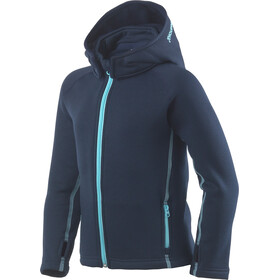 Houdini Power Veste Enfant, blue illusion